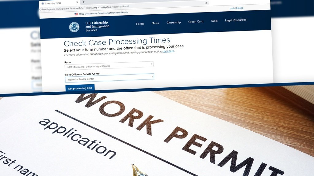 U-Visa: Processing Times and Work Permit | Law Office of